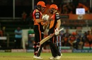 Jonny Bairstow and David Warner get together, Sunrisers Hyderabad v Chennai Super Kings, IPL 2019, Hyderabad, April 17, 2019