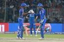 Hardik and Krunal Pandya injected some late momentum to the Mumbai innings, Delhi Capitals v Mumbai Indians, IPL 2019, Delhi, April 18, 2019