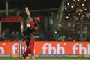 Moeen Ali flicks the ball off his hips, Kolkata Knight Riders v Royal Challengers Bangalore, IPL 2019, Kolkata, April 19, 2019