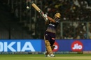 Nitish Rana plays a pull, Kolkata Knight Riders v Royal Challengers Bangalore, IPL 2019, Kolkata, April 19, 2019