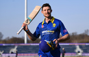 Cameron Bancroft walks off after his second consecutive hundred, Durham v Leicestershire, Royal London Cup, North Group, Chester-le-Street, April 19, 2019