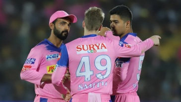 Steven Smith will call the shots for Rajasthan Royals for the rest of the season