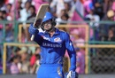 Quinton de Kock brought up another half-century, Rajasthan Royals v Mumbai Indians, IPL 2019, Jaipur, April 20, 2019