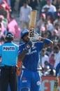 Suryakumar Yadav has slowed Mumbai down in the middle overs, Rajasthan Royals v Mumbai Indians, IPL 2019, Jaipur, April 20, 2019