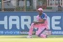 Jofra Archer spilled three catches in the deep, Rajasthan Royals v Mumbai Indians, IPL 2019, Jaipur, April 20, 2019
