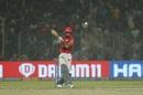 Harpreet Brar moves across to pull, Delhi Capitals v Kings XI Punjab, IPL 2019, Delhi, April 20, 2019