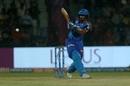 Shikhar Dhawan pulls the ball, Delhi Capitals v Kings XI Punjab, IPL 2019, Delhi, April 20, 2019
