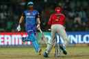 Axar Patel was run out pushing for a second, Delhi Capitals v Kings XI Punjab, IPL 2019, Delhi, April 20, 2019
