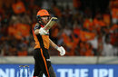 Jonny Bairstow celebrates his fifty, Sunrisers Hyderabad v Kolkata Knight Riders, IPL 2019, Hyderabad, April 21, 2019
