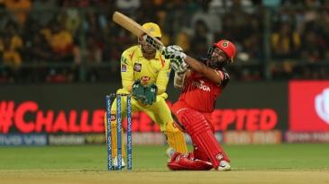 Parthiv Patel slog sweeps