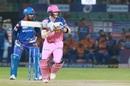 Steven Smith whips one through the on side, Rajasthan Royals v Delhi Capitals, IPL 2019, Jaipur, April 22, 2019
