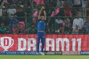 Chris Morris takes a smart catch on the boundary, Rajasthan Royals v Delhi Capitals, IPL 2019, Jaipur, April 22, 2019