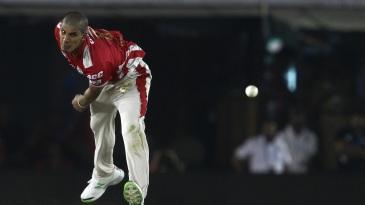 Beuran Hendricks played seven games for Kings XI Punjab between 2014 and 2015
