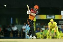 The David Warner short-arm pull. Try it. It's highly effective, Chennai Super Kings v Sunrisers Hyderabad, IPL 2019, Chennai, April 23, 2019