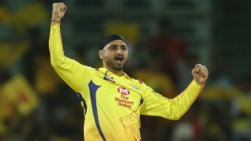 Harbhajan Singh had early success