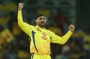 Harbhajan Singh had early success, Chennai Super Kings v Sunrisers Hyderabad, IPL 2019, Chennai, April 23, 2019