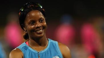 Merissa Aguilleira played over a decade of international cricket