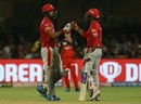 KL Rahul and Mayank Agarwal took charge after Chris Gayle's dismissal, Royal Challengers Bangalore v Kings XI Punjab, IPL 2019, Bengaluru, April 24, 2019