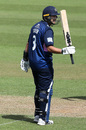 Ross Taylor made a half-century on Middlesex debut, Surrey v Middlesex, Royal London Cup, South Group, The Oval, April 25, 2019