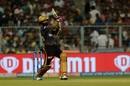 Dinesh Karthik goes for the big one, Kolkata Knight Riders v Rajasthan Royals, IPL 2019, April 25, 2019