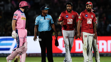 You're all out of strikes: there's nothing in the Laws that suggests it's a bowler's duty to warn an offending non-striker before running him out