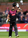 Azhar Ali made his first one-day hundred for Somerset, Somerset v Essex, Royal London Cup, Taunton, April 26, 2019