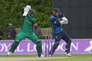 Haris Sohail rocks back to cut, Kent v Pakistan XI, Tour match, Beckenham, April 27, 2019