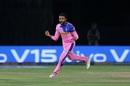 Shreyas Gopal takes off after another top order strike, Rajasthan Royals v Sunrisers Hyderabad, IPL 2019, Jaipur, April 27, 2019