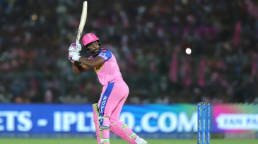 Sanju Samson flicks