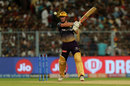 Chris Lynn slaps one through the off side, Kolkata Knight Riders v Mumbai Indians, IPL 2019, Kolkata, 28 April, 2019