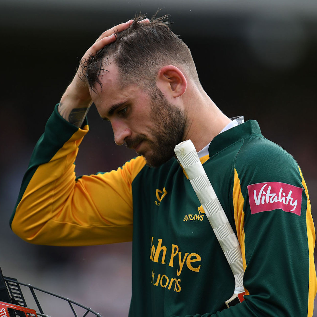 Alex Hales dropped from England's World Cup squad following drugs ban