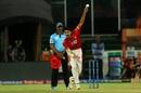 Arshdeep Singh sends one down, Sunrisers Hyderabad v Kings XI Punjab, IPL 2019, Hyderabad, April 29, 2019