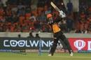 Mohammad Shami bowls Mohammad Nabi, Sunrisers Hyderabad v Kings XI Punjab, IPL 2019, Hyderabad, April 29, 2019