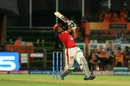 Prabhsimran Singh clears long off on IPL debut, Sunrisers Hyderabad v Kings XI Punjab, Hyderabad, IPL 2019, April 29, 2019