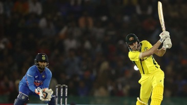 In an ODI in Mohali in March, Ashton Turner's 43-ball 84 helped Australia chase down 359
