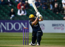 Chris Cooke of Glamorgan bats against Gloucestershire, Glamorgan v Gloucestershire, Royal Royal London One Day Cup, Bristol, April 30, 2019
