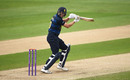Alex Thomson of Warwickshire batting, Warwickshire v Nottinghamshire, Royal London One Day Cup, Edgbaston, April 23, 2019