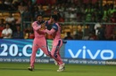 Shreyas Gopal picked up a hat-trick, Royal Challengers Bangalore v Rajasthan Royals, IPL 2019, Bengaluru, April 30, 2019