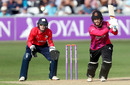 Will Beer of Sussex in batting action, Essex v Sussex, Royal London One Day Cup, Chelmsford, April 30, 2019