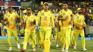 Dad's the word: MS Dhoni and CSK have traded data and analytics for experience and cricketing smarts, and it's paid off