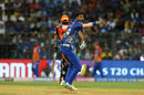 Krunal Pandya appeals for lbw, Mumbai Indians v Sunrisers Hyderabad, IPL 2019, Mumbai, May 2, 2019