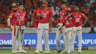 Kings XI Punjab have a tougher road to the playoffs than Kolkata Knight Riders