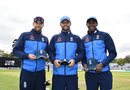England's new ODI caps, Dawid Malan, Ben Foakes and Jofra Archer , Ireland v England, only ODI, May 3, 2019