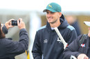 Alex Hales smiles for the camera ahead of his Nottinghamshire comeback, May 3, 2019