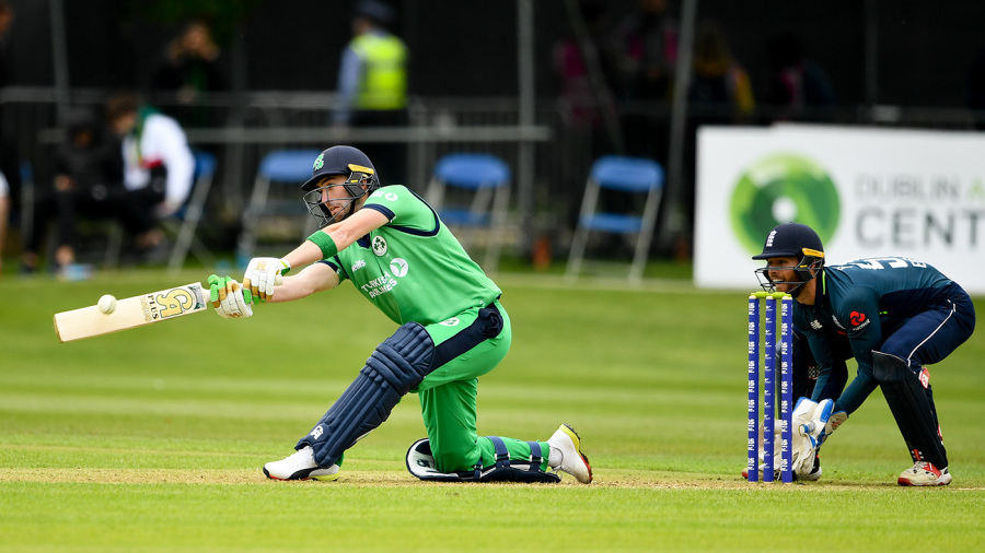 Ireland captain suggests Foakes' stumping of Balbirnie should have been called dead ball
