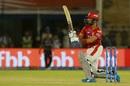 Mandeep Singh works one through the on side, Kings XI Punjab v Kolkata Knight Riders, IPL 2019, Mohali, May 3, 2019
