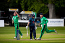 Josh Little bounced out Eoin Morgan to power Ireland, Ireland v England, only ODI, Malahide, May 3, 2019