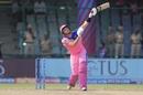 Liam Livingstone is bowled by Ishant Sharma, Delhi Capitals v Rajasthan Royals, IPL 2019, Delhi