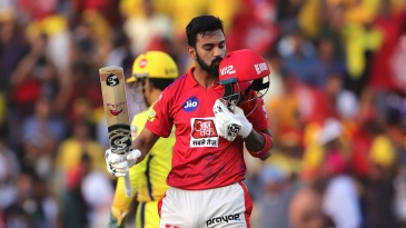 KL Rahul got to his half-century in just 19 balls