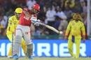 Nicholas Pooran latches on to a short ball, Kings XI Punjab v Chennai Super Kings, IPL 2019, Mohali, May 5, 2019